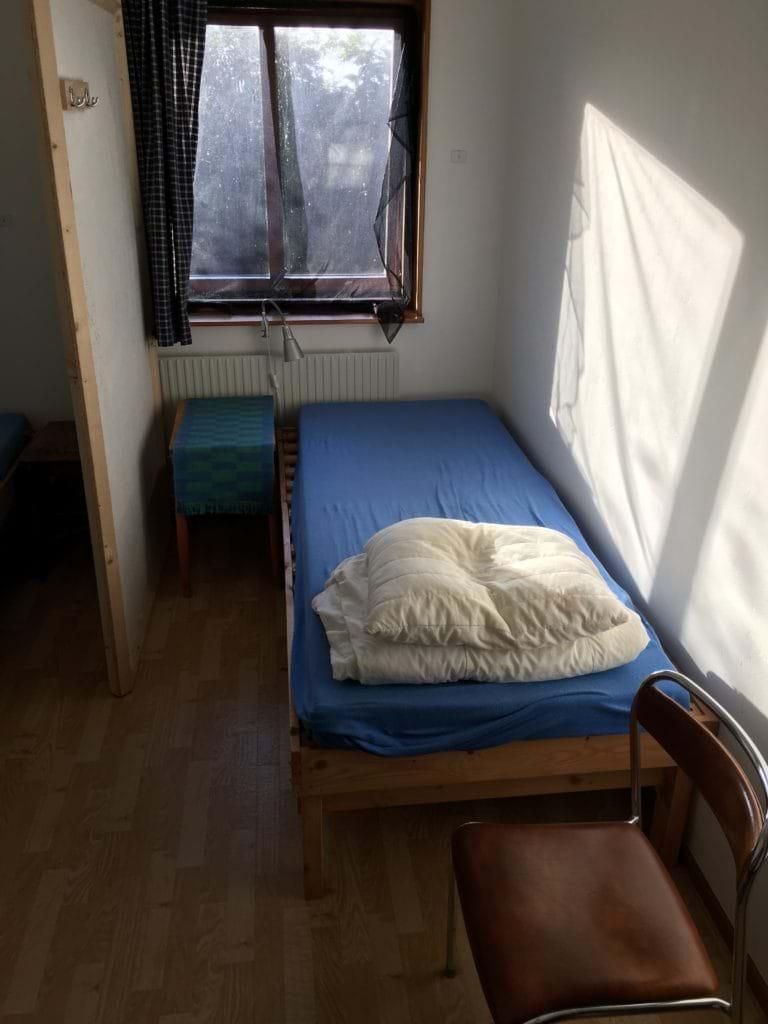 Vipassana Meditation, Ödeshög - sängen