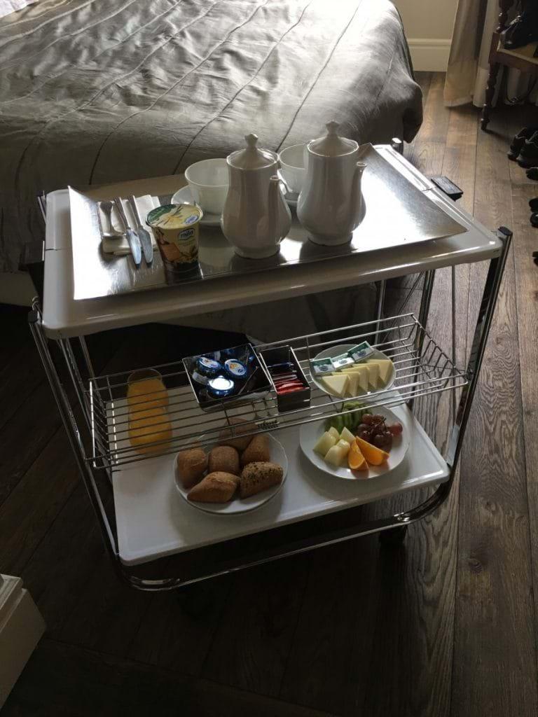 Frukost på Casa Montani