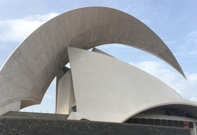 Auditorio de Tenerife - Santa Cruz