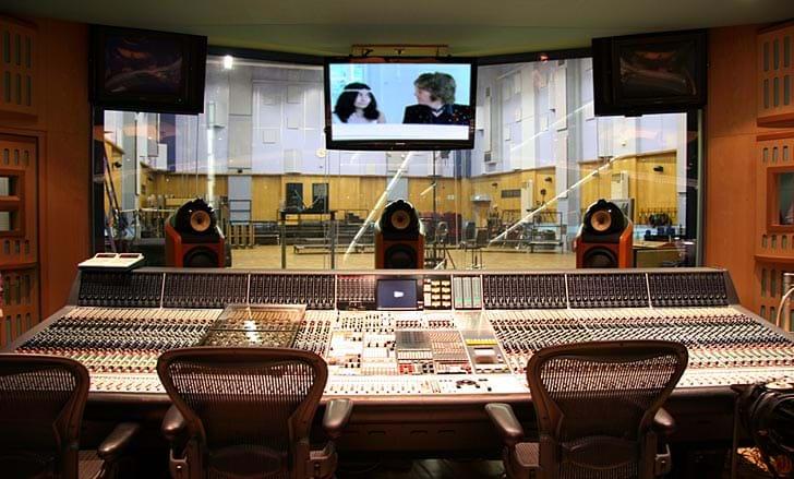Konsten att välja musikstudio abbey road