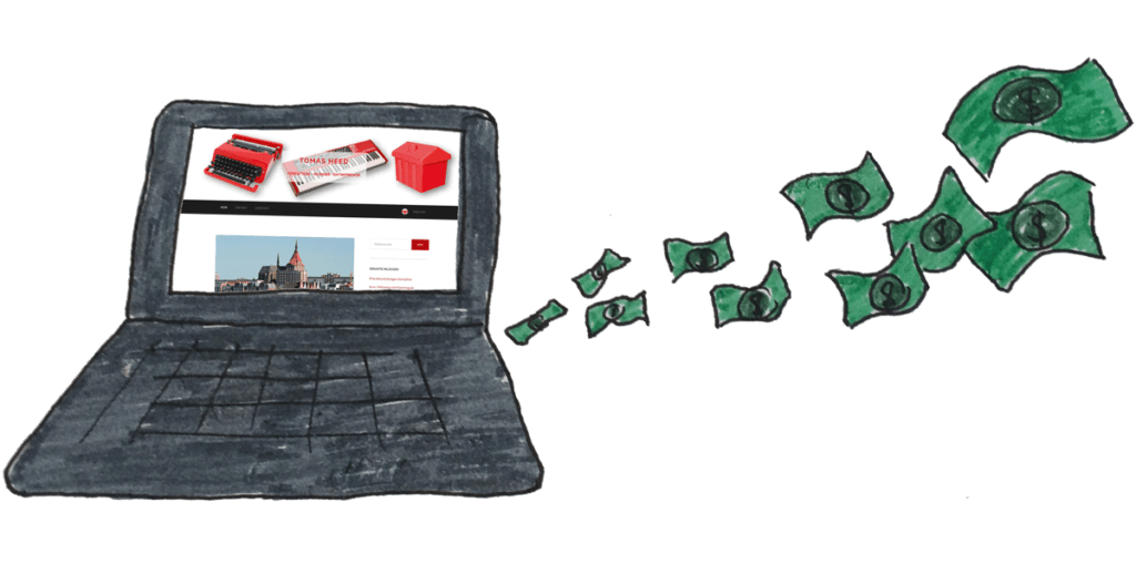 Tjäna pengar online - Entreprenörsskolan