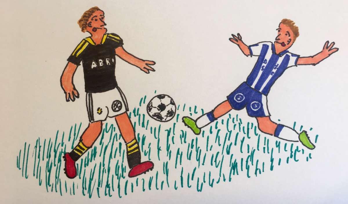AIK mot IFK