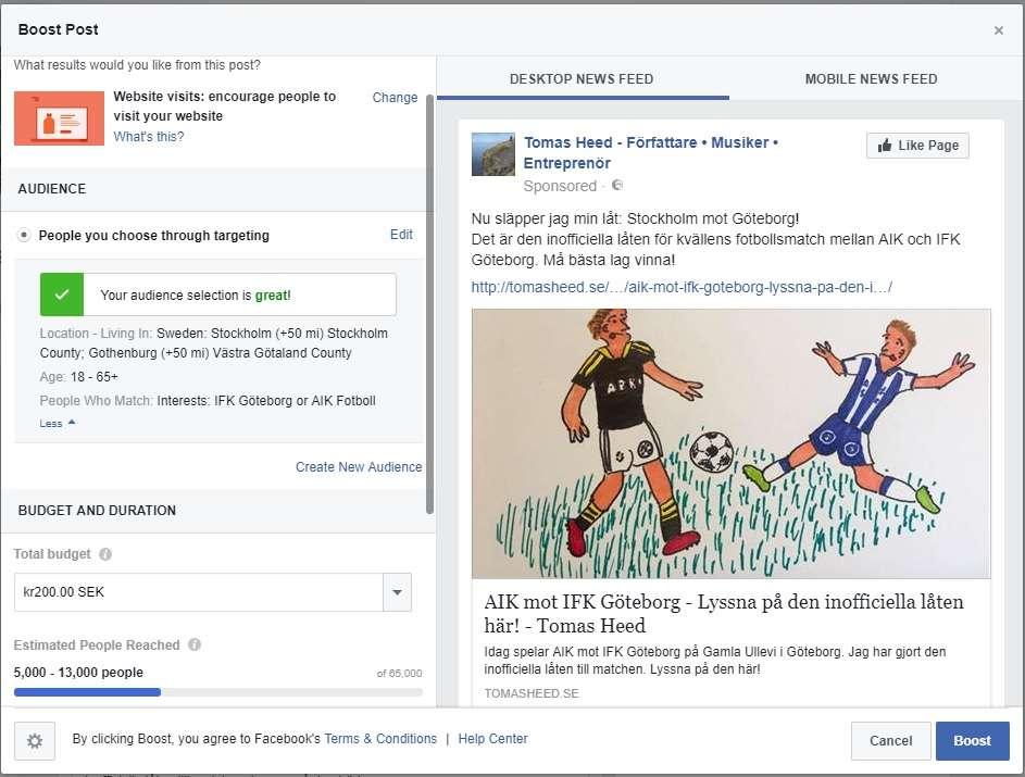 facebook-annons