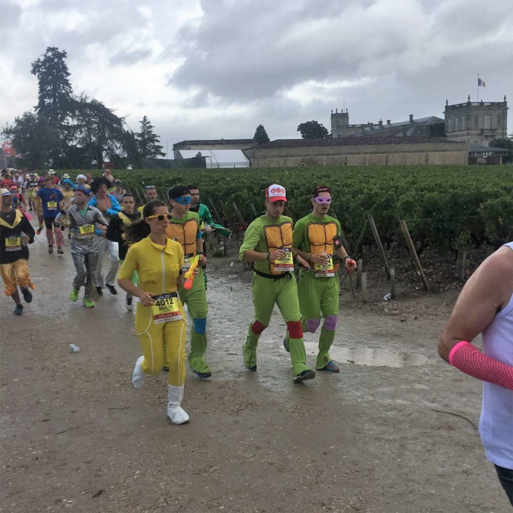 Medoc Marathon 2017 - Turtles