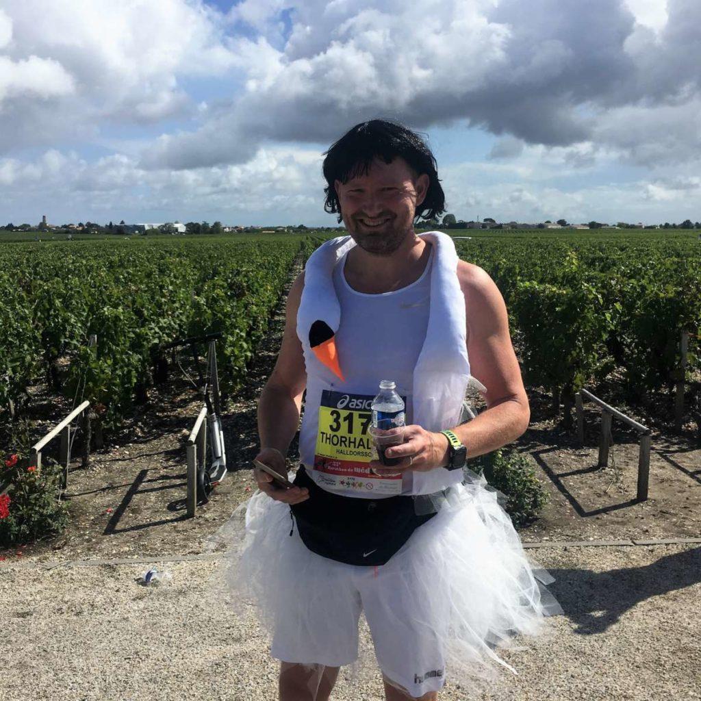 Medoc Marathon 2017 - Björk