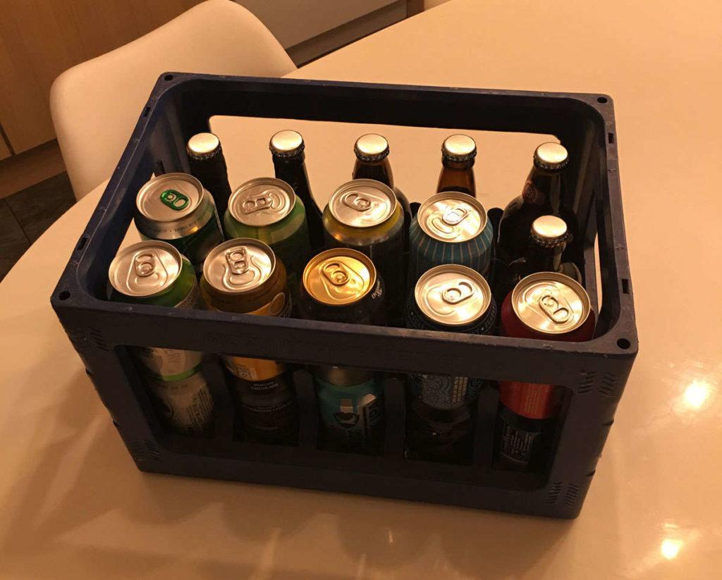 en back öl