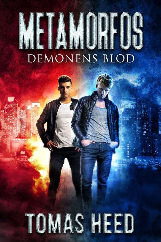 Metamorfos demonens blod - Tomas Heed