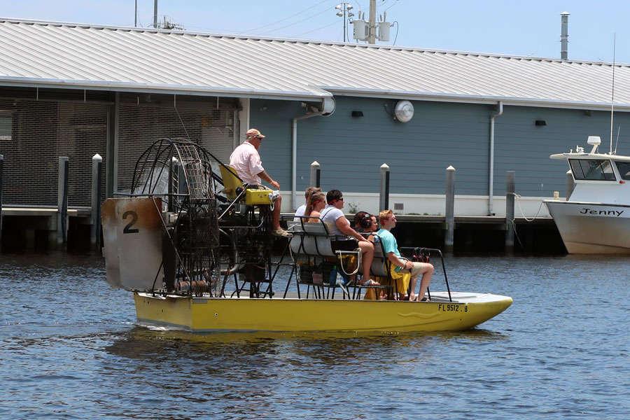Träskbåt
